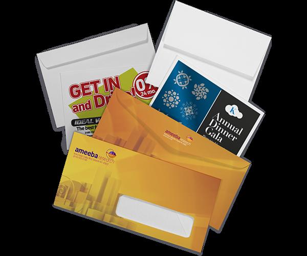Envelopes & Letterheads
