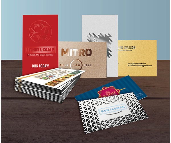 Executive Business Card Series