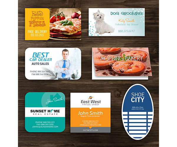Premium Business Card Series